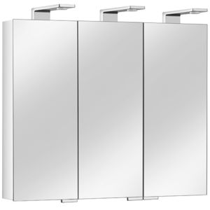 Keuco Royal Universe Spiegelschrank 12704171301  1000x752x143 mm, silber-gebeizt-eloxiert