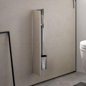 Emco Asis Plus WC-Modul 975611007 Anschlag rechts, Unterputzmodul, befliesbar