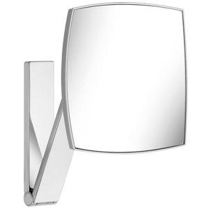 Keuco  iLook_move Kosmetikspiegel 17613010000 Wandmodell, 200x200 mm, chrom, 5-fach Vergrößerung