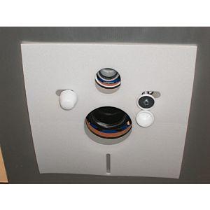 """Schallschutz-Set """"quattro"""" 3015532 100/5 mm, für Wand-WC und Wand-Bidet"""