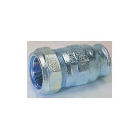 """Gebo Verschraubung Typ I 011500102 3/4"""" / 26,9 mm, für Stahlrohr"""