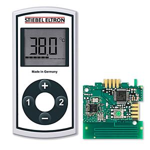 Stiebel Eltron Funkfernbedienung 238930 FFB 4 Set EU, mit Funkadapter
