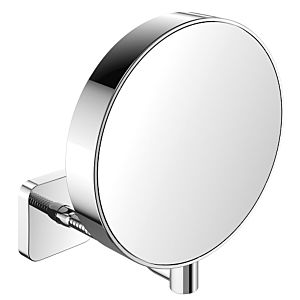 Emco shaving and cosmetic mirror 109500114 chrome, mirror both sides, not illuminated