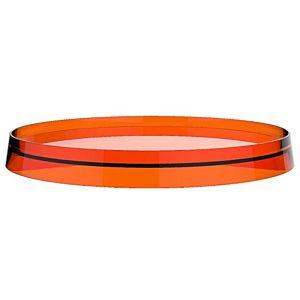 Laufen Kartell Ersatz-Deko-Disc H3983350820021 Mandarine, für Standsäulen-Badmischer, Ø 275 mm
