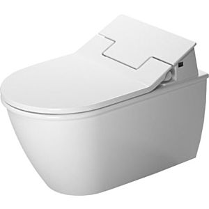 Duravit Darling New Wand-WC Rimless mit SensoWash Slim WC-Sitz 256359000011