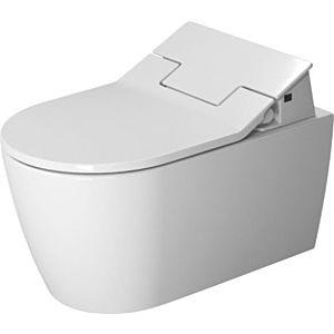 Duravit ME by Starck Wand-WC Rimless mit SensoWash Slim WC-Sitz 252959000011