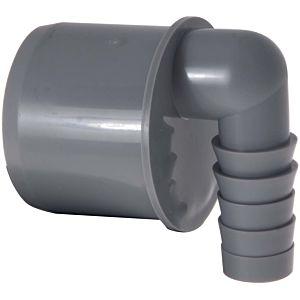 Airfit Schlauchwinkel 50010SW DN 50x19-21mm