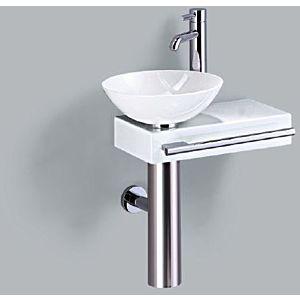 Alape vasque-bol 300mm Piccolo 5031000000   blanc, avec console