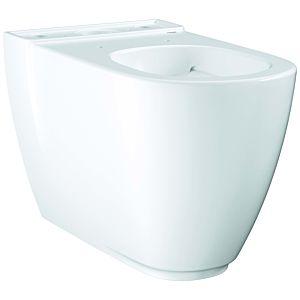 Grohe Essence Keramik Stand-WC 3957200H alpinweiß PureGuard, spülrandlos, Abgang universal
