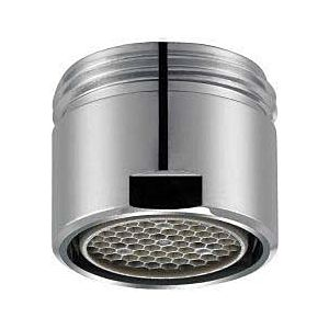Neoperl Strahlregler Honeycomb 01564145 M18x1 Außengewinde, verchromt, Perlator