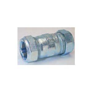 """Gebo Verschraubung Typ O 011500203 1"""" / 33,7 mm, für Stahlrohr"""