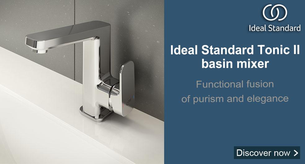 Ideal Standard Tonic II basin mixer