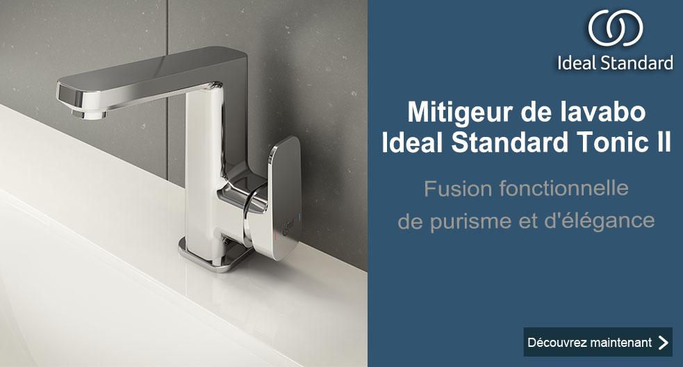 Mitigeur de lavabo Ideal Standard Tonic II