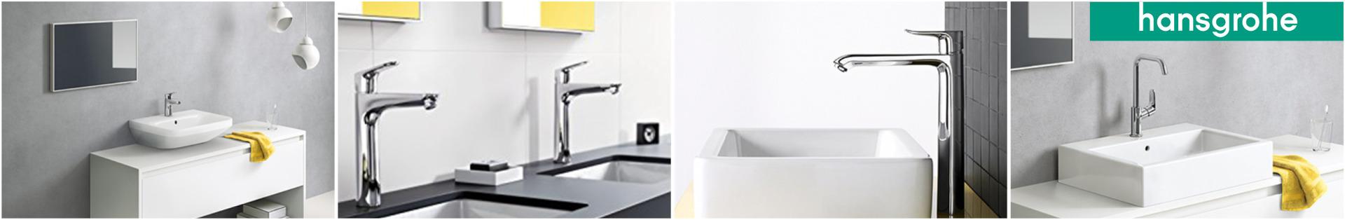 hansgrohe bathroom mixer taps